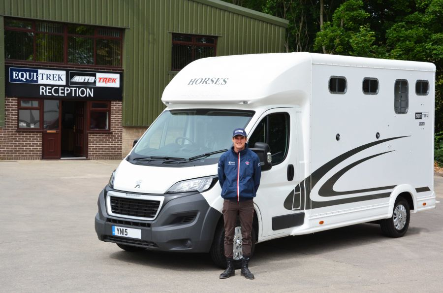 George Whitaker and Equi-Trek Product