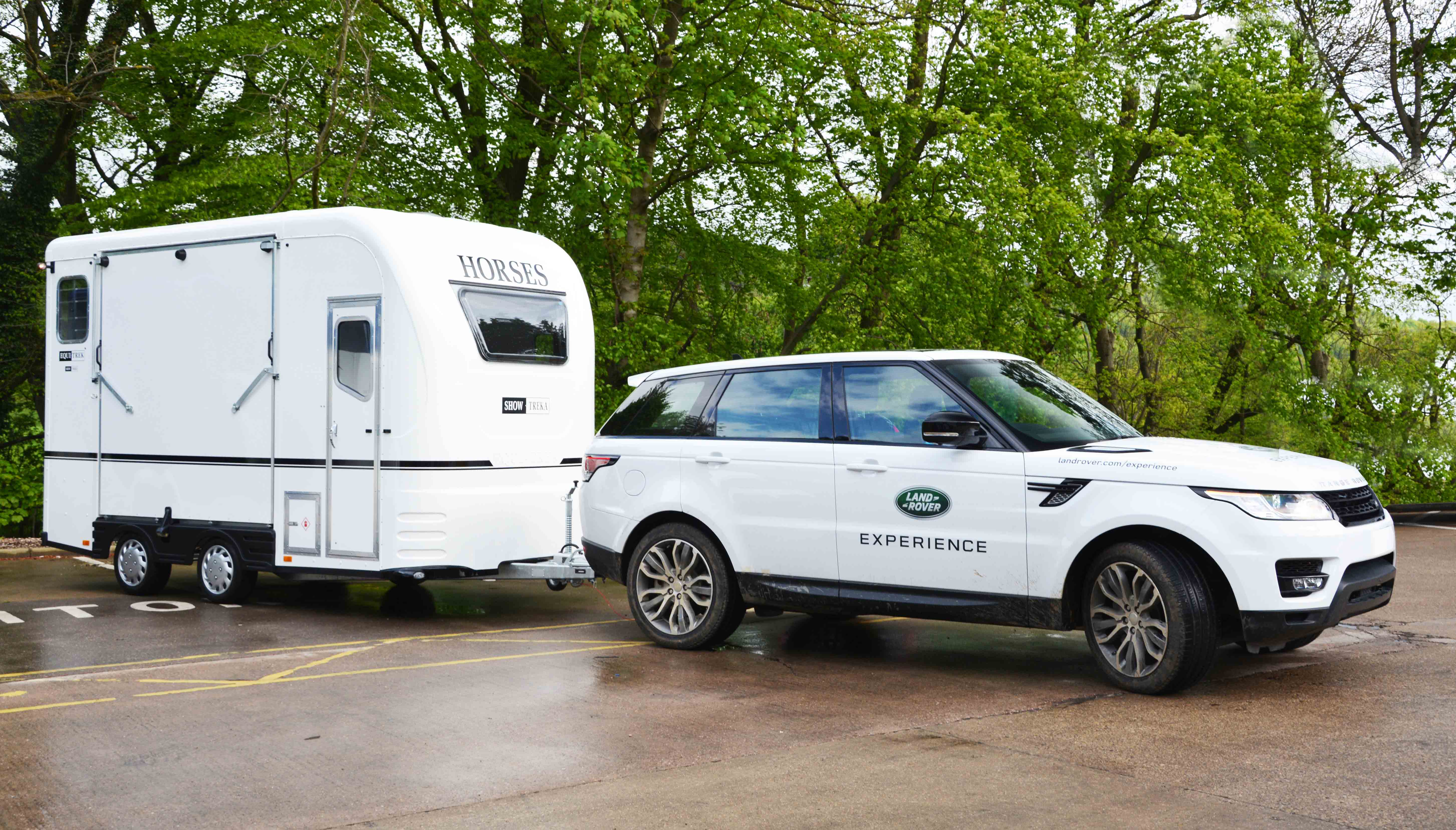 Equi-Trek and Land Rover Experience