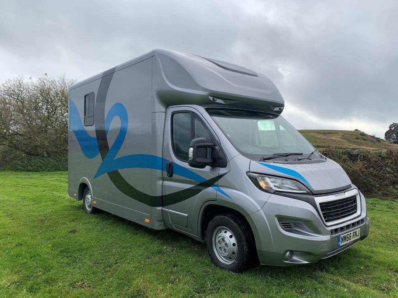 Pre-Owned Venture Horsebox 3500kg