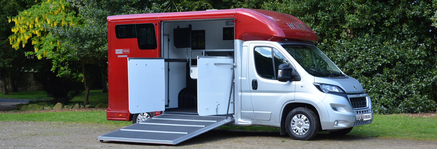 Super Sonic Horsebox