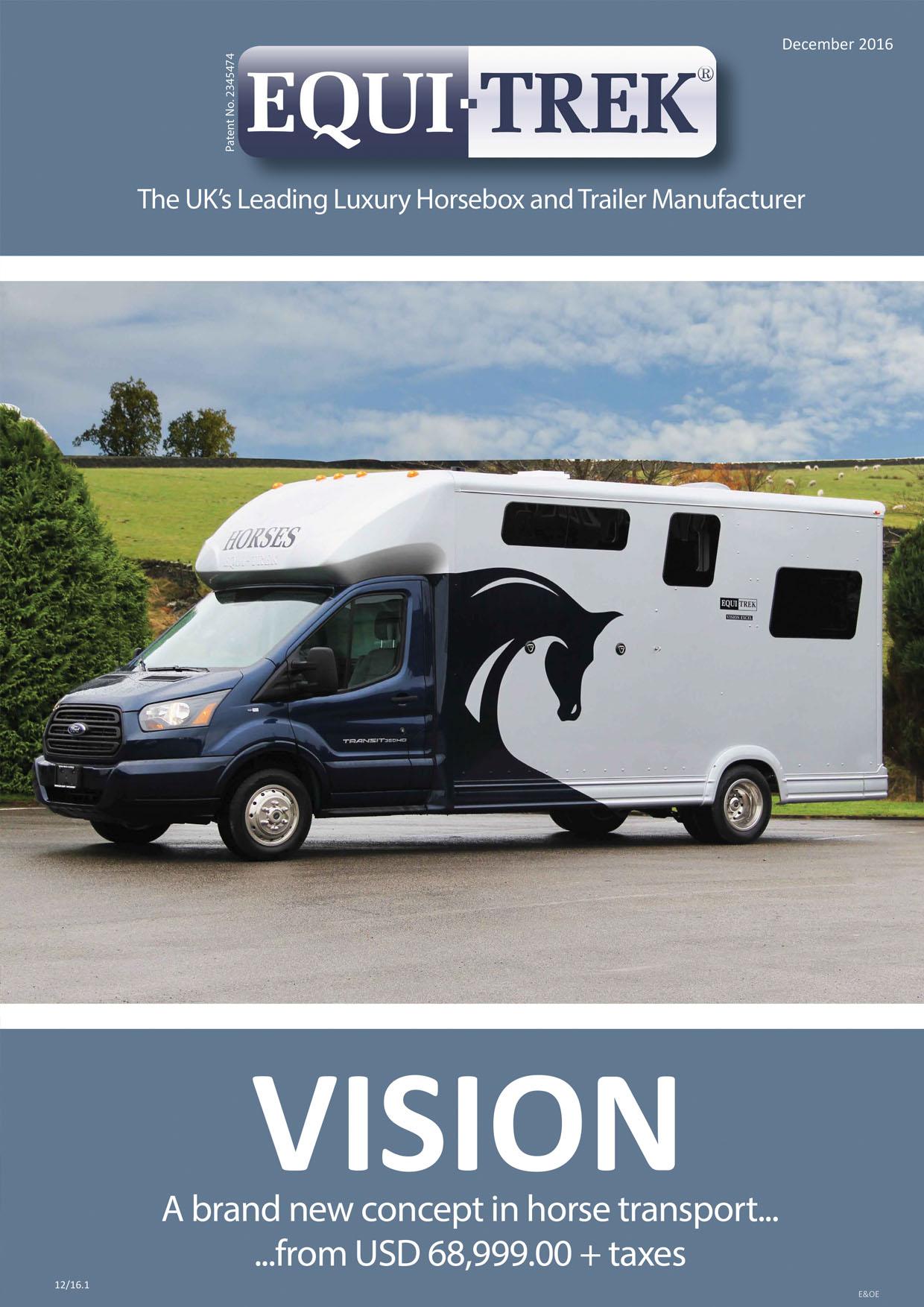 Vision Horsebox