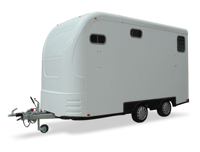 USA horse trailer